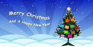 Merry Christmas, 1